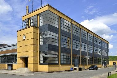 Fagus werk alfeld ein unesco welterbe in 300 fotos - Batiment industriel moderne ...