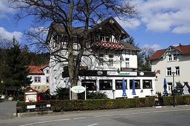Hotel Tannenhof Bad Harzburg