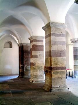 Kaiserkirche corvey johannischor und krypta fotos - Halle d entree ...