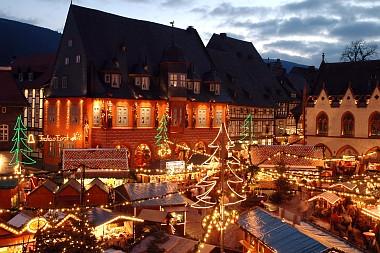 Goslar Weihnachtsmarkt.Goslar Goslarer Weihnachtsmarkt 310 Fotos
