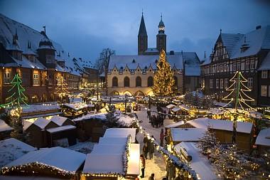 Goslar Weihnachtsmarkt.Goslar Goslarer Weihnachtsmarkt Bilder