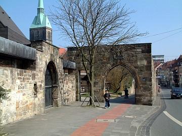 Pfaffenstieg Hildesheim