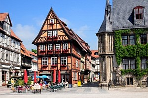 quedlinburg harz unesco weltkulturerbe 4200 fotos. Black Bedroom Furniture Sets. Home Design Ideas