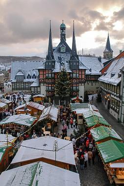 Wernigerode Weihnachtsmarkt.Wernigerode Weihnachtsmarkt Bilder Photos Fotos